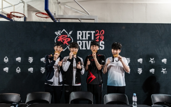 LCK and LPL top teams to clash online later this month