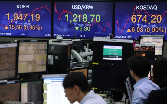Foreigners jack up Korean bond exposure this year