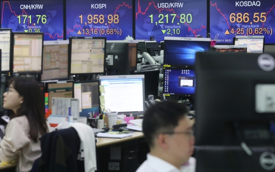 Seoul stocks open higher on US jobs data