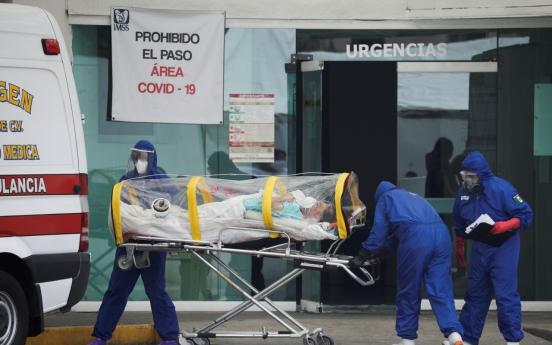 멕시코 코로나19 실제 사망자는 3배?…축소의혹 제기 잇따라