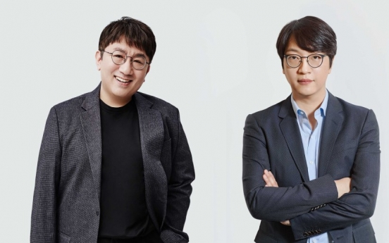 Bang Si-hyuk named chairman of Big Hit