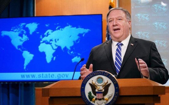 Pompeo says he hopes to see another US-NK summit