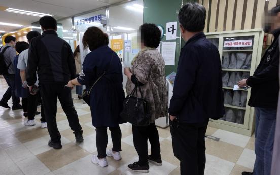 Korea's spending for unemployment allowances approaches W1tr in April