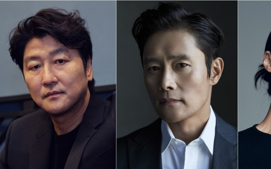 Song Kang-ho, Lee Byung-hun to star in plane disaster blockbuster