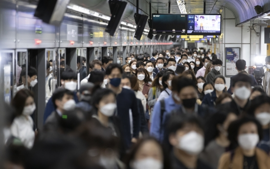 Face masks now mandatory on Seoul Metro during rush hour