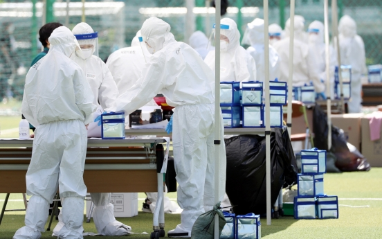 South Korea reports 26 new coronavirus cases