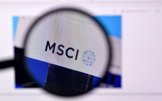 Douzone Bizon, Celltrion Pharm join MSCI index, but Hanjin KAL omitted