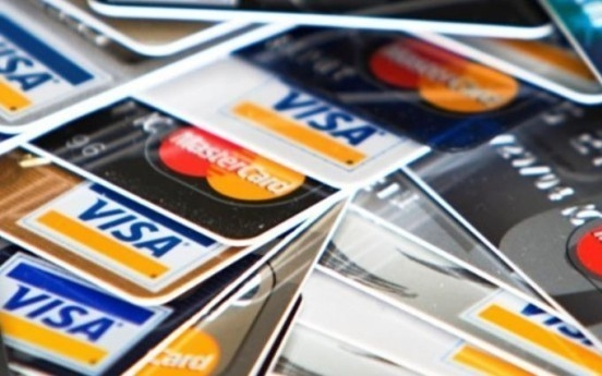 Credit card use posts smaller dip in April amid virus slowdown
