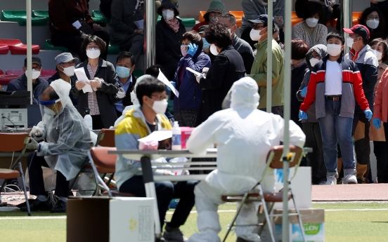 Secondary infections from Itaewon outbreak under way