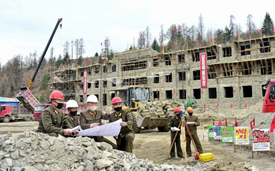NK paper calls for military's active role in major construction, economic growth