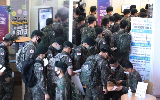 Military reports no new coronavirus cases amid concerns over Itaewon infections