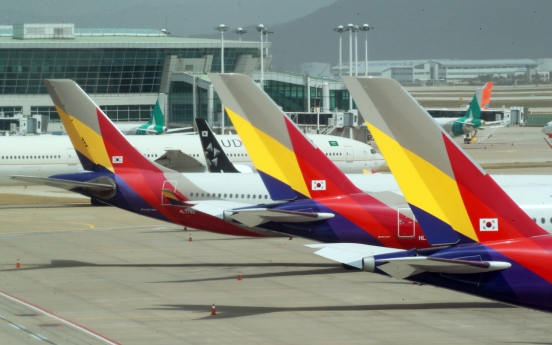Asiana to reopen 13 int'l routes in June as virus woes ease