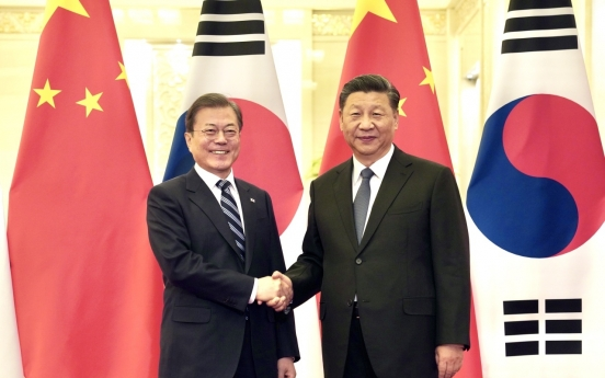 Xi Jinping affirms visit to Korea this year, timing remains undecided
