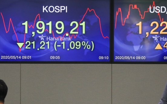 Seoul stocks open higher on Wall Street gains