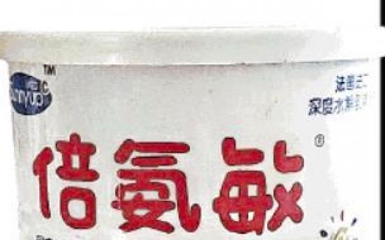 중국 '가짜 분유' 부작용 속출…