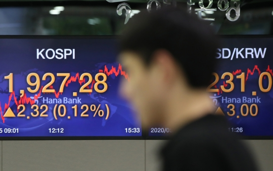 Seoul shares set to trade in tight range next week on pandemic, US-China tension
