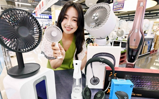 COVID-19 changes home appliances consumption trend