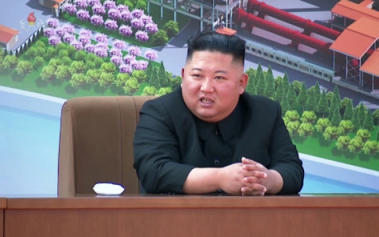 N. Korean paper calls for strong belief in own power amid sanctions, global pandemic
