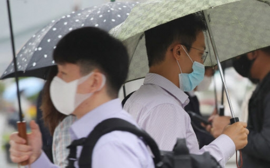 Koreans can send more masks to family abroad
