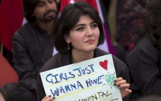 온라인 키스 영상 때문에…파키스탄 소녀 2명 '명예살인' 당해