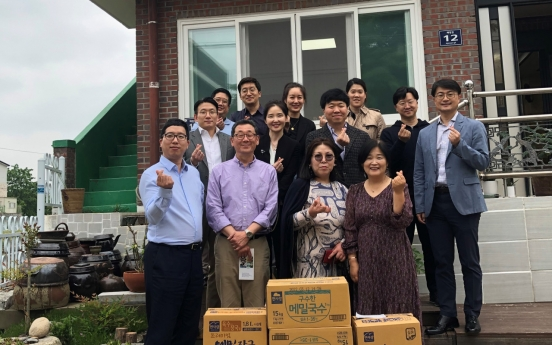 Northwestern University Korean Alumni Association supports Korean children amid COVID-19 pandemic