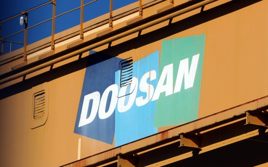 Doosan Heavy to put about 400 employees under paid suspension amid slump