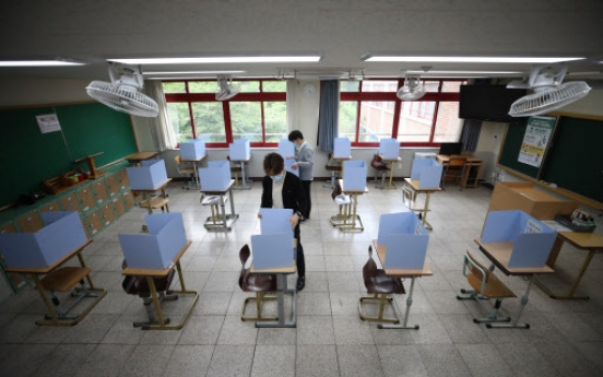Students return to school in S. Korea