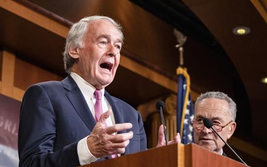 US senator urges inclusion of NK aid measures in coronavirus relief bill