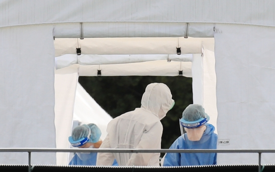 S. Korea grapples with uptick in virus cases amid cluster infections