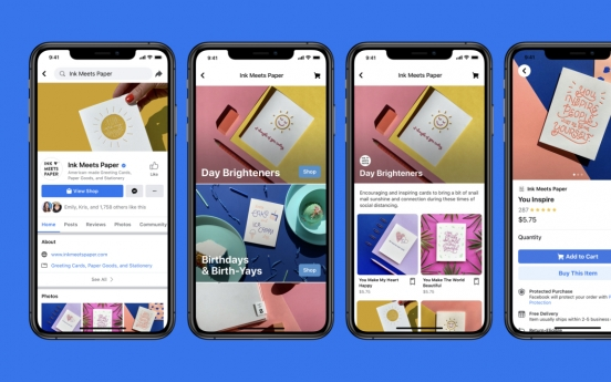 Cafe24 joins Facebook's new e-commerce initiative