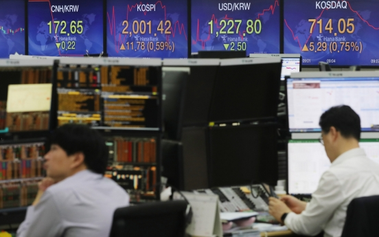 Seoul stocks open higher on hopes of economic recovery