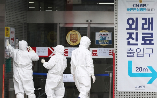 Fresh COVID-19 infections spread through greater Seoul area