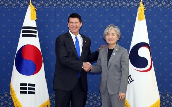S. Korea, US exchange ideas on economic initiative against China: source