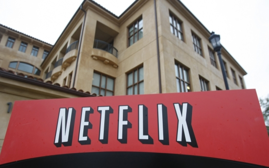 Netflix pressed to share network costs in S. Korea