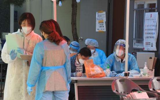 S. Korea's new virus cases hover around 20 for 3rd day, Itaewon cluster keeps growing