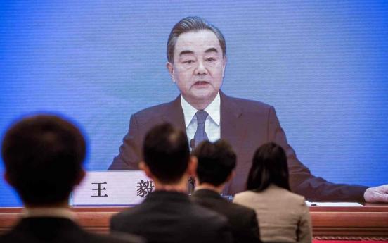 China warns US pushing relations to 'brink of new Cold War'