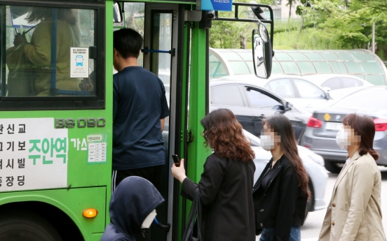 Public transport passengers, staff required to wear masks