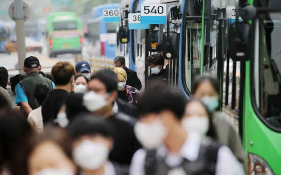 Face masks mandatory on public transport