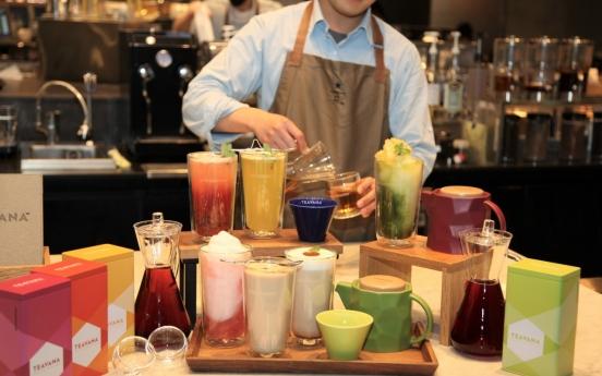 Starbucks Korea expands Teavana stores as tea gains popularity