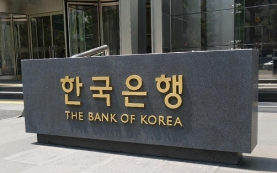 [News Focus] Market tenses up on BOK's imminent policy rate review