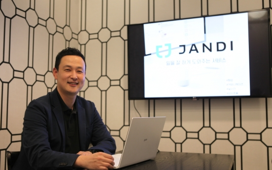 [Herald Interview] JANDI: Usurping KakaoTalk in Korea's work communication