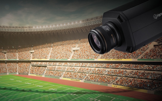 Hanwha Techwin launches world's first 8K CCTV