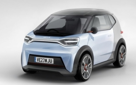 Kia Motors plans micro EV to replace public transport in Europe