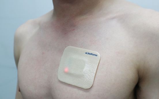 ULikeKorea introduces COVID-19 body patch monitoring system