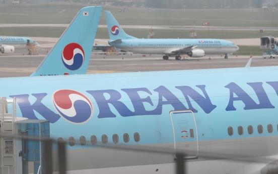 Korean Air pilot tests positive for coronavirus