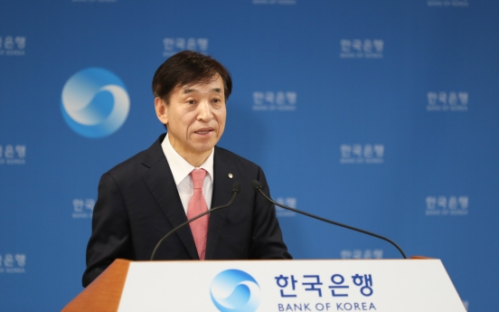 S. Korea's economy to contract this year amid COVID-19 impact: BOK
