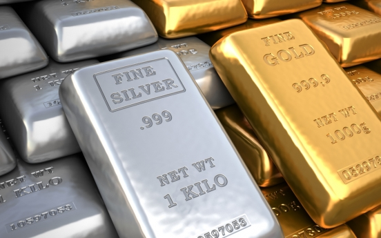Gold, silver funds shine as investors seek low-risk assets