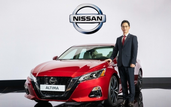 Nissan to pull out from South Korea