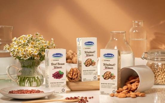 Vietnamese dairy firm Vinamilk enters S. Korea