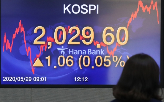 Seoul stocks end higher on finance minister's FX intervention comments